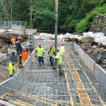 State's oldest documented masonry bridge closing for repairs